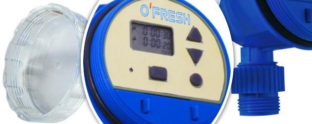 Temporisateur O'Fresh electronique TEMPO pour brumisateur - Temporisateur O'Fresh TEMPO pour brumisateur