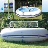 Kit piscine hors-sol autoportante Zodiac HIPPO 65 rectangulaire 16.55 x 8.20 x 1.30m - Zodiac Original HIPPO, un kit complet prêt à se baigner