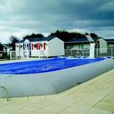 Kit piscine hors-sol autoportante Zodiac HIPPO 40 rectangulaire 11.80 x 7.70 x 1.25m - Zodiac Original HIPPO, un kit complet prêt à se baigner