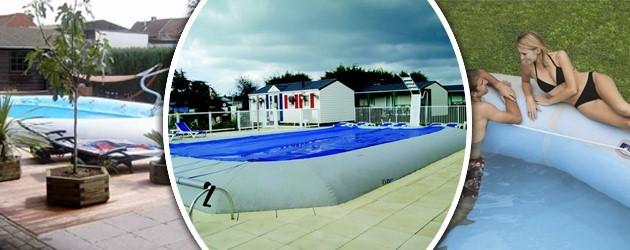 Kit piscine hors-sol autoportante Zodiac HIPPO 65 rectangulaire 16.55 x 8.20 x 1.30m - Piscines Zodiac Original HIPPO Profitez pleinement de votre bassin !
