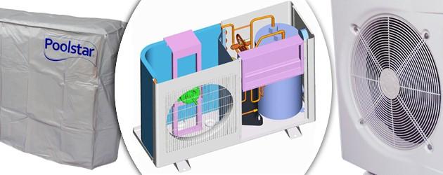 Pompe a chaleur Poolex JETLINE 120 MONO reversible 12kW jusqu'a 100m³ - Avantages des pompes à chaleur piscine POOLEX JETLINE