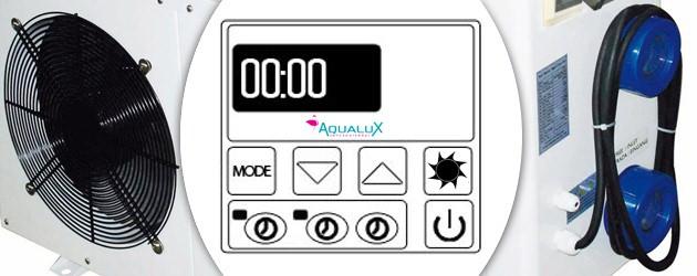 Pompe a chaleur Aqualux 45 mono 4,5kw pour piscine jusqu'a 25m³ - Avantages des pompes à chaleur piscine Aqualux