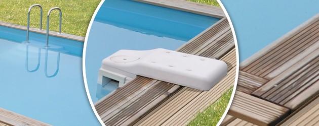 Kit piscine bois sunbay bahamas rectangulaire x 4 for Kit hors bord piscine sunbay