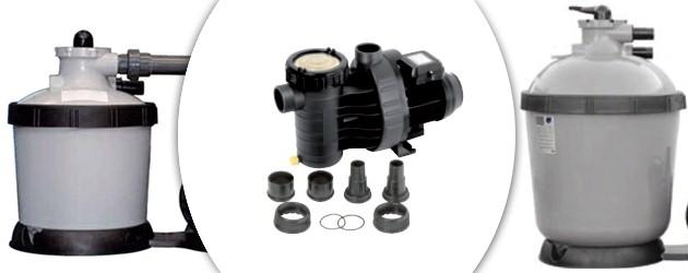 Groupe de filtration MAGIC MGI 500 II 10m³/h mono 0.45kw - Groupe de filtration MAGIC MGI 500 II puissance et efficacité