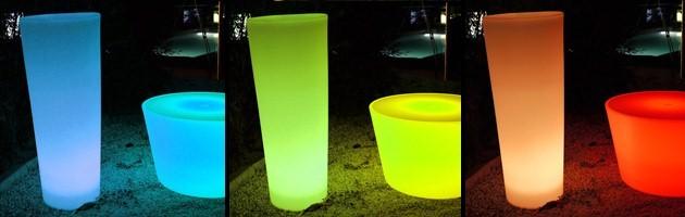 Lampe filaire Loon ROCKET Ø45x110cm pour piscine et jardin - Caractéristiques de la lampe filaire Loon ROCKET pour piscine et jardin