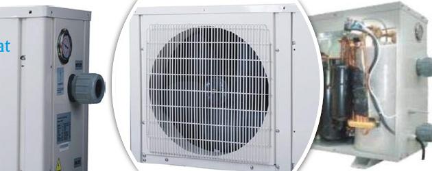 Pompe a chaleur reversible WATER HEAT 12kW mono pour piscine jusqu'a 80m³ - Avantages des pompes à chaleur piscine WATER HEAT