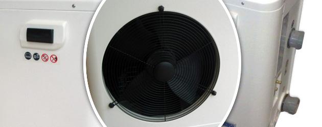 Pompe a chaleur Astral CALOR EVO tri 25kW jusqu'a 140m³ - Avantages des pompes à chaleur piscine Astral CALOR EVO