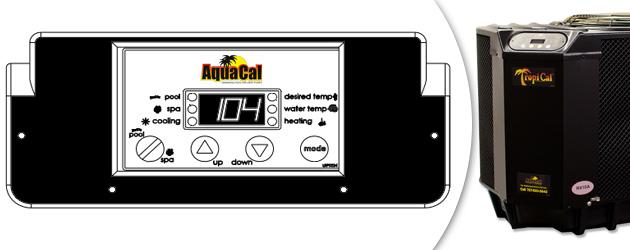 Pompe chaleur aquacal tropical t75 mono 17kw jusqu 39 for Pompe a chaleur piscine 17kw