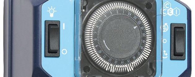Coffret electrique PICCOLO PI-305 pour filtration et projecteur - Caractéristiques techniques du coffret électrique PICCOLO