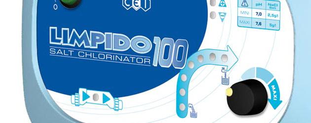 Electrolyseur de sel automatique LIMPIDO 100 pour bassin jusqu'a 100m³ - Electrolyseur de sel LIMPIDO Technologie et performance