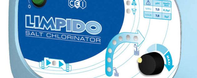 Electrolyseur de sel automatique LIMPIDO 60 pour bassin jusqu'a 60m³ - Electrolyseur de sel LIMPIDO Technologie et performance