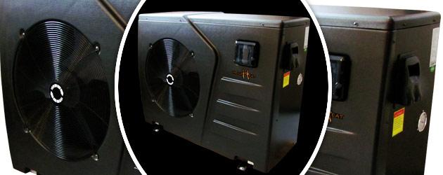 Pompe a chaleur MegaHeat PRO DEFROST reversible 9.7kW titane monophasee - Avantages des pompes à chaleur piscine MegaHeat PRO DEFROST réversible