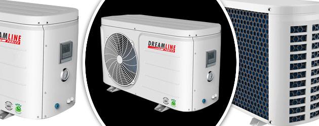 Pompe a chaleur Poolex DREAMLINE 150 reversible mono jusqu'a 120m³ - Avantages des pompes à chaleur piscine POOLEX DREAMLINE