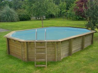 piscine bois weva basic