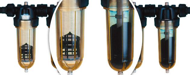 Filtration centrifuge Cintropur NW25 DUO capacite 0.5m3/h - Filtration centrifuge Cintropur Système écologique et économique