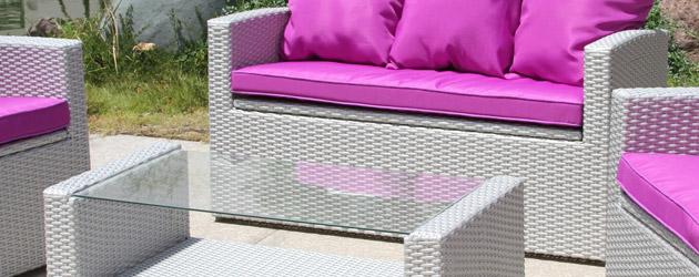 Best Salon De Jardin Gris Et Fushia Photos - Amazing House Design ...