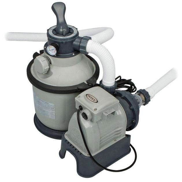 Groupe de filtration Intex PUR debit 4m³/h puissance 0.25CV pour piscine jusqu'a 24m3 - Avantages du groupe de filtration Intex PUR débit 4m³/h puissance 0.25CV pour piscine jusqu'à 24m3