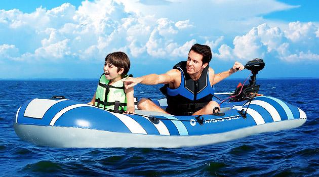 Bateau gonflable Bestway RAFT X2 255 x 110cm 2 places avec 2 rames - Bateau gonflable Bestway Pour des heures d'amusement et de joie