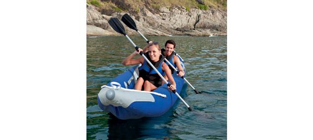 Kayak gonflable Bestway HYDRO FORCE VENTURA 385 x 93cm 2 adultes - Kayak gonflable Bestway Pour des heures d'amusement et de joie