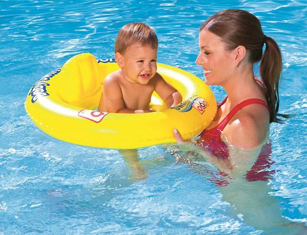 Bouee gonflable Bestway SWIM SAFE Ø69cm pour enfant - Bouée gonflable Bestway Pour des heures d'amusement et de joie
