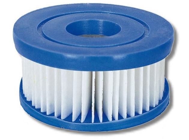 Lot de 2 cartouches de filtration Bestway TYPE VI pour spa gonflable - Cartouches de filtration Bestway pour spa Pour conserver une eau propre et filtrée toute l'année