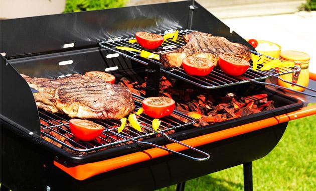 Barbecue Somagic QOOKA A700 au charbon de bois - Somagic, une marque de renom depuis 30 ans