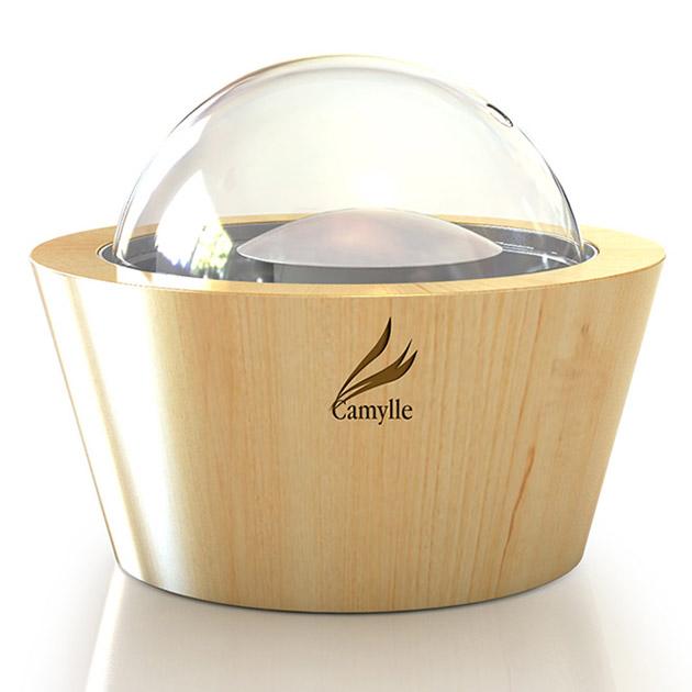 Diffuseur d'huiles essentielles Camylle BOOBBLE a ultrasons - Diffuseur d'huiles essentielles Camylle BOOBBLE Design et efficace