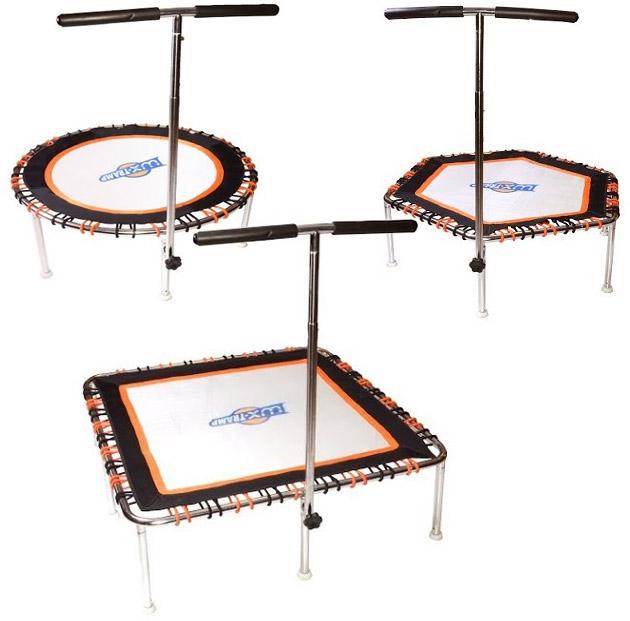 Barre d'exercice Waterflex BAR pour trampoline WXTRAMP - Barre d'exercice Waterflex BAR pour trampoline WXTRAMP Sécurise, stabilise et inoxydable