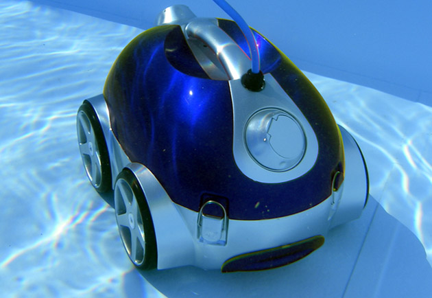 Robot piscine electrique Predator BLUE - Predator BLUE Robot piscine design et fiable