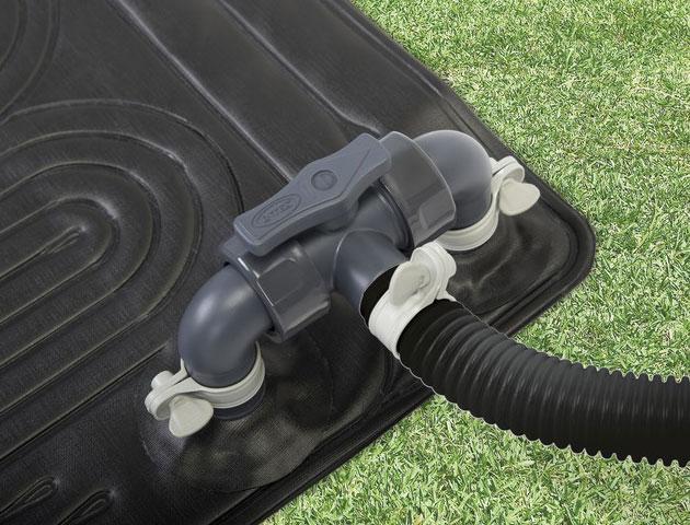 Rechauffeur solaire Intex TAPIS SOLAIRE pour piscine hors-sol - Avantages et caractéristiques du réchauffeur solaire Intex TAPIS SOLAIRE