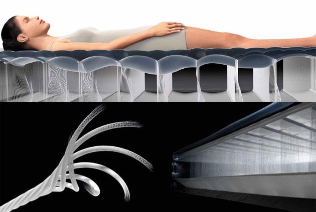 Matelas gonflable Intex ULTRA PLUSH FIBER TECH dimensions 152 x 203 x 46cm 2 places - Avantages et caractéristiques du matelas gonflable Intex ULTRA PLUSH FIBER TECH