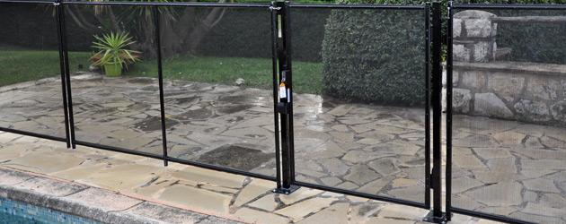 Barriere de protection Beethoven RIGIDE manchons Ø30mm norme NF P90-306 - Barrière Beethoven RIGIDE Transparence et intégration réussie