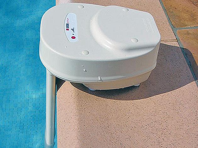 Alarme piscine Sensor PREMIUM a detection de chute NF P90-307 - Alarme piscine Sensor PREMIUM La technologie au service de votre sécurité