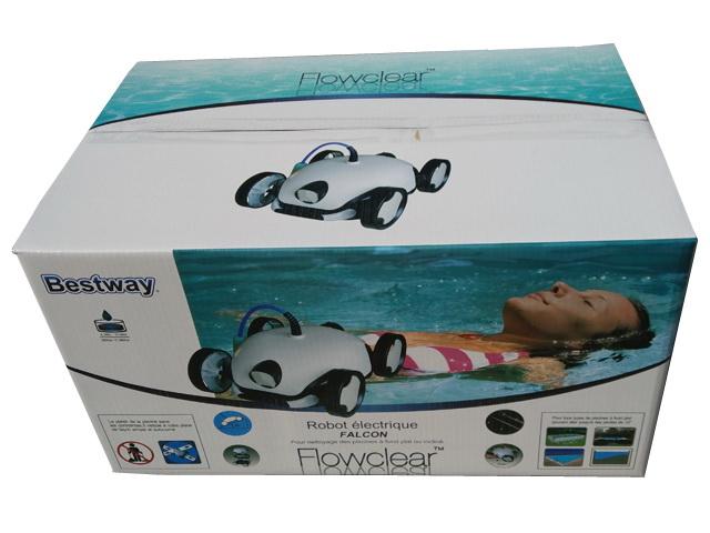 Robot piscine electrique Bestway FALCON - Robot piscine FALCON Bestway Technologie novatrice