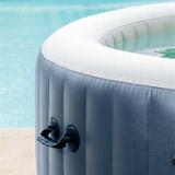 Spa gonflable Intex PURESPA PLUS 6 places rond Ø216 x 71cm a LED - Les + du spa gonflable Intex PURESPA PLUS