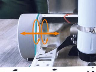 Robot aspirateur de piscine HEXAGONE PEPS 200 - Le robot aspirateur de piscine HEXAGONE PEPS 200 rapide et efficace