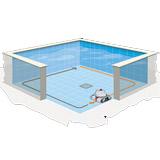 Robot de piscine electrique Hexagone VISIO XL avec camera embarquee - Robot piscine électrique professionnel Hexagone VISIO XL innovation et évolution