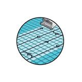 Robot piscine electrique Dolphin WAVE 200XL avec telecommande et chariot - Robot piscine électrique Dolphin WAVE 200XL Une technique révolutionnaire