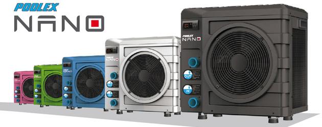 Pompe a chaleur Poolex NANO SILVER 2800W monophasee - Avantages des pompes à chaleur piscine Poolex NANO SILVER 2800W monophasée