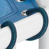 Trampoline piscine AQUA JUMP Aquaness bleu clair - Trampoline de piscine AQUA JUMP bleu clair Design et sécurité