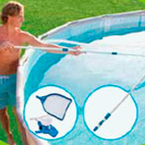 Piscine tubulaire GARDEN LEISURE ronde 5,49m - Avantages de la piscine tubulaire GARDEN LEISURE ronde 5,49m