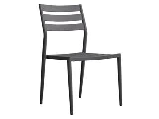 bar MARIUS 5 couleurs au pliante en Chaise de aluminium wOPn0k