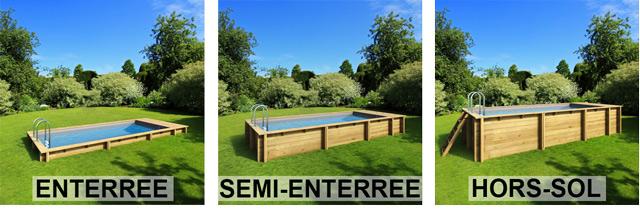 Piscine bois hors-sol BWT myPOOL POOL'N BOX 6.20x2.50m - Avantages de la piscine BWT myPOOL POOL'N BOX