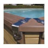 Kit piscine semi-enterree AZTECK Mixte - Caractéristiques du kit piscine semi-enterrée AZTECK Mixte