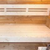 Sauna d'exterieur a vapeur BARREL 6 places - Technologies et équipements du sauna d'extérieur à vapeur BARREL 6 places