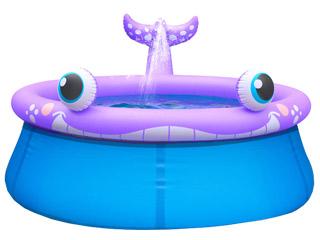 piscine tubulaire jumbo