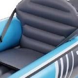 Kayak gonflable Zray ROATAN 376 2 places - Kayak gonflable Zray ROATAN 376 2 places Équipé et performant