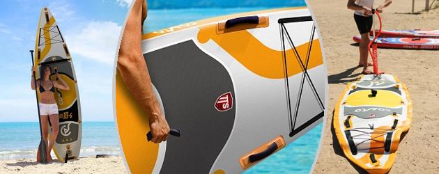 Paddle gonflable ARGO 10.6 COASTO Zray - Paddle gonflable ARGO 10.6 COASTO Zray