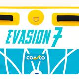 Tapis flottant piscine de fitness EVASION Coasto - Tapis flottant piscine de fitness EVASION Coasto Dimensions et détails parfaitement pensés