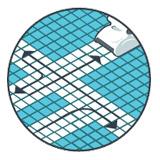 Robot piscine hydraulique Dolphin Hybrid RS1 - Robot piscine hydraulique Dolphin Hybrid RS1 Performance et confort d'utilisation